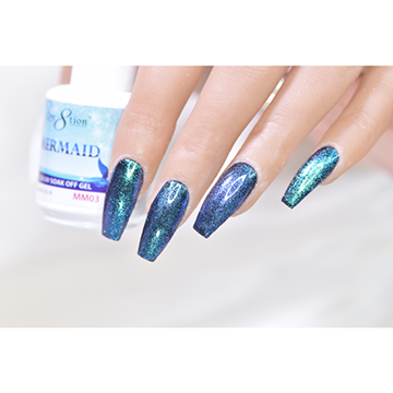 MM03 - CRE8TION MERMAID LED/UV SOAK OFF GEL