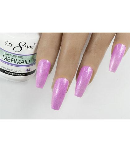 MM43 - CRE8TION MERMAID LED/UV SOAK OFF GEL