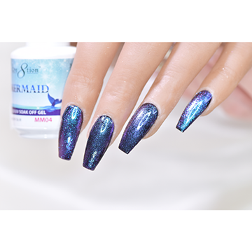 MM04 - CRE8TION MERMAID LED/UV SOAK OFF GEL