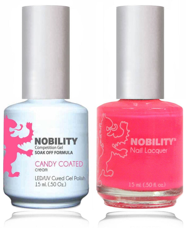 NBCS057 - NOBILITY GEL POLISH & NAIL LACQUER - C&Y COATED 0.5oz