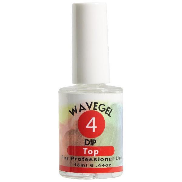 WAVE DIP GEL - #4 TOP 0.44oz