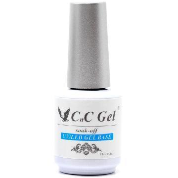 CC GEL BASE UV/LED 0.5OZ
