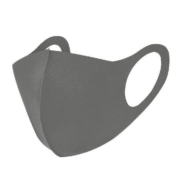 1588M - 3L ANTIBACTERIAL MASK - GRAY (NO RETURN, NO EXCHANGE DISINFECTING PRODUCTS)