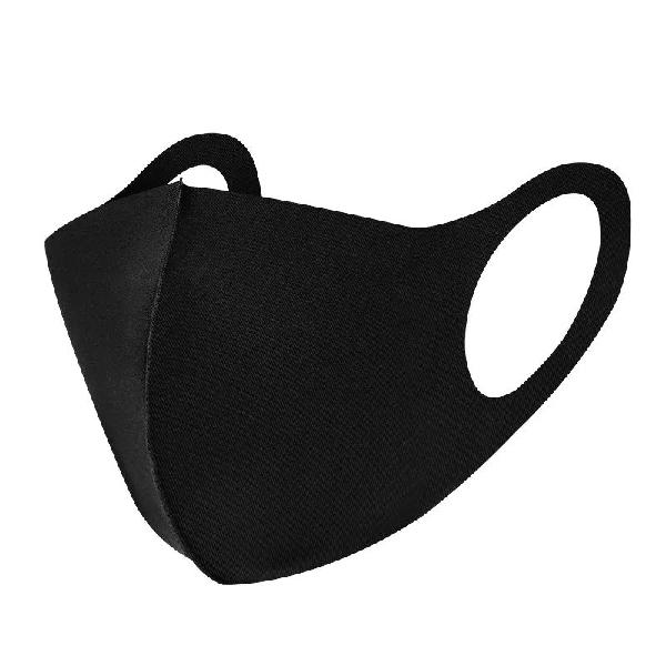 1585L - 3L ANTIBACTERIAL MASK - BLACK (NO RETURN, NO EXCHANGE DISINFECTING PRODUCTS)