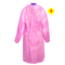 1680 - DISPOSABLE DISINFECTING GOWN PINK 30gr