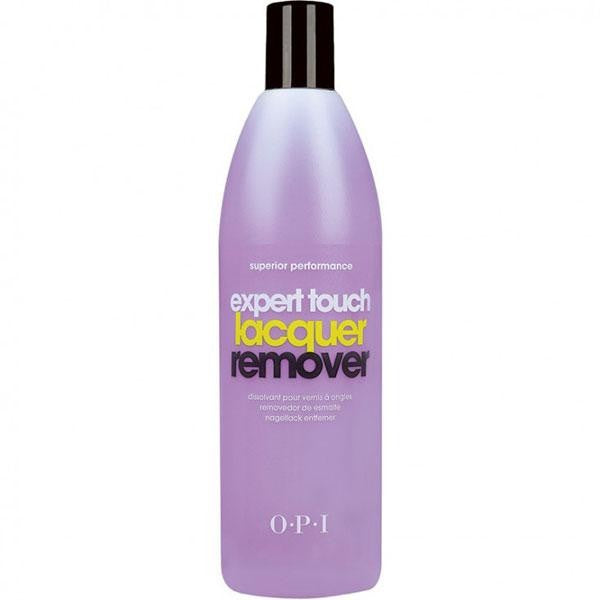 OPI EXPERT TOUCH LACQUER REMOVER 450ML - 15.2OZ