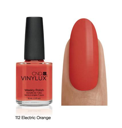 ELECTRIC ORANGE #112