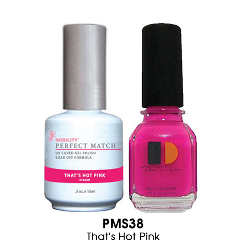 PMS038 - THAT'S HOT PINK