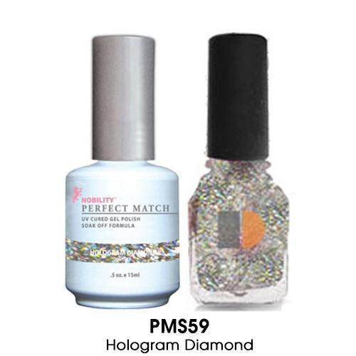 PMS059 - HOLOGRAM DIAMOND