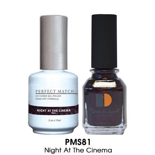 PMS081 - NIGHT AT THE CINEMA