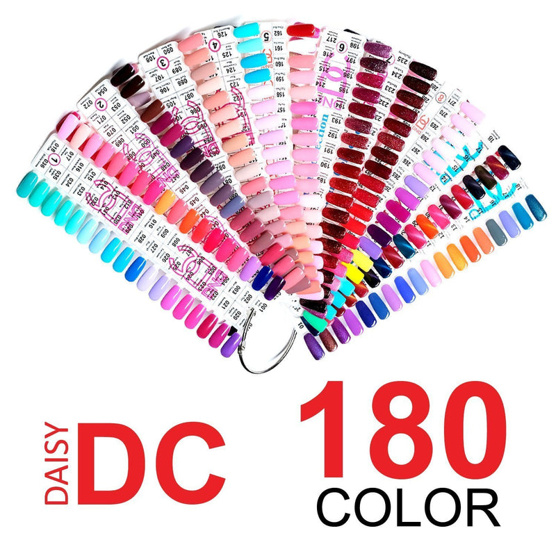 DND DC FULL LINE 180 COLORS/ FREE TOP & BASE