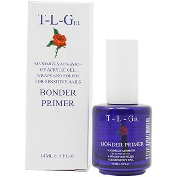 T-L-G BONDER PRIMER (0.5oz)  FOR ACRYLICS, GEL & WRAPS