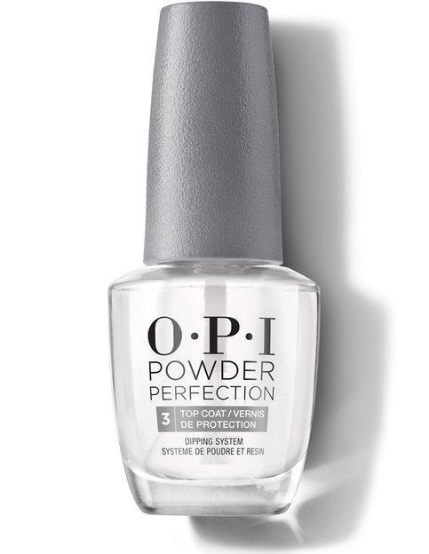 DPT30 - OPI POWDER PERFECTION - STEP 3 TOP COAT