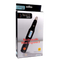 WE243-BK - ACCEL RECHARGEABLE MINI ENGRAVER 2 BLACK AL-243