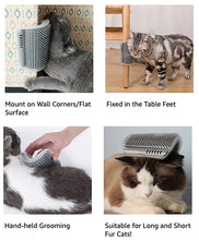 Load image into Gallery viewer, Cat Self Grooming Wall Comb (2pack)