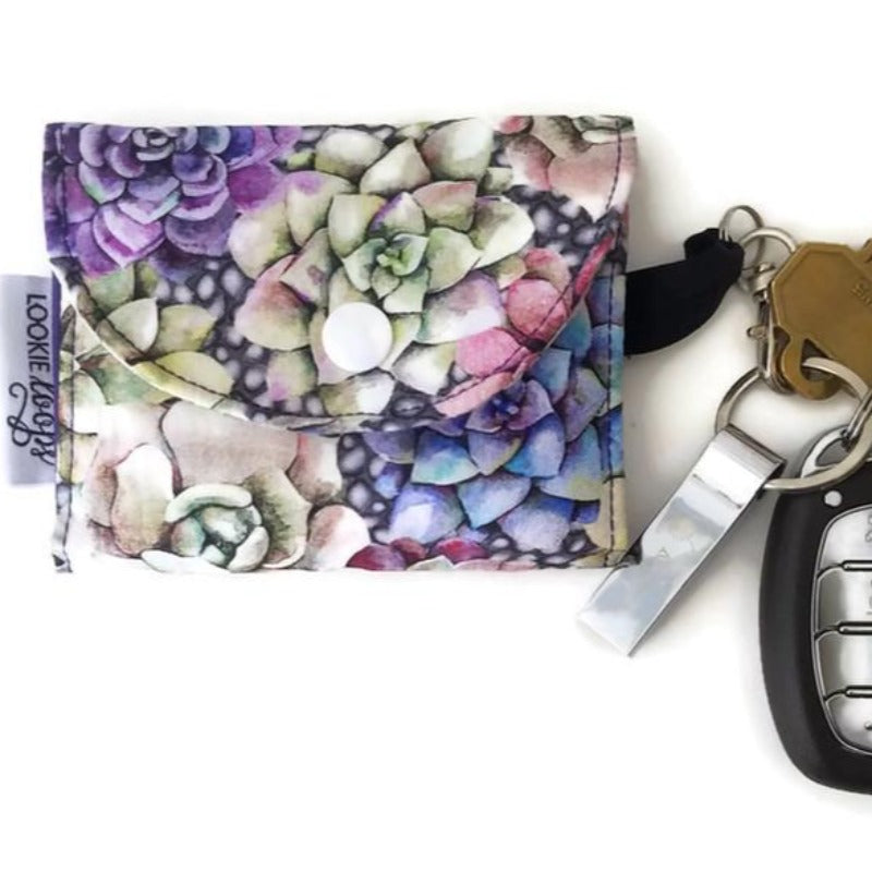 Succulents Grab & Go Wallet