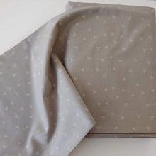 Load image into Gallery viewer, Taupe Dots Fabric-by-the-yard