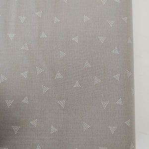 Taupe Dots Fabric-by-the-yard