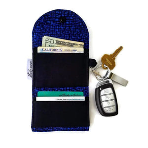 Bedrock Cobalt Grab & Go Wallet - Grab & Go Wallets
