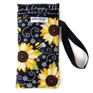 Bee Happy Cell Phone or Sunglass Case - Cell Phone /
