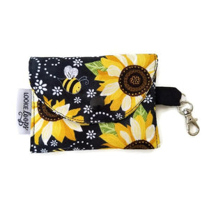 Bee Happy Grab & Go Wallet - Grab & Go Wallets
