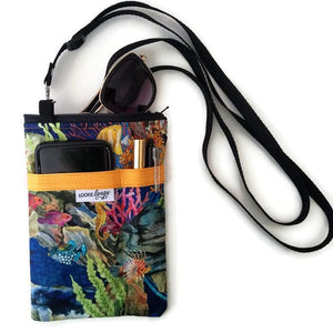 Calypso Fabric Crossbody Bag - Crossbody Bags