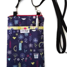 Load image into Gallery viewer, Cocktails Fabric Crossbody Bag - Crossbody Bags