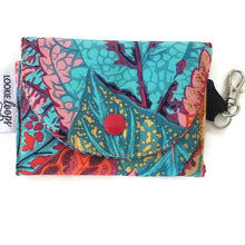 Load image into Gallery viewer, Coleus Leaves Grab & Go Wallet - Grab & Go Wallets
