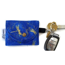 Load image into Gallery viewer, Dragonfly Grab & Go Wallet - Grab & Go Wallets