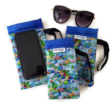 Load image into Gallery viewer, Sea Glass Cell Phone or Sunglass Case