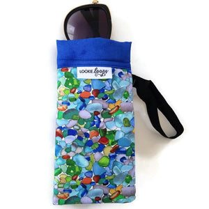 Sea Glass Cell Phone or Sunglass Case