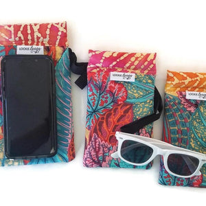 Coleus Cell Phone or Sunglass Case
