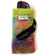 Load image into Gallery viewer, Tie-Dye Dots Cell Phone or Sunglass Case