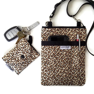 Leopard Grab & Go Wallet - Grab & Go Wallets