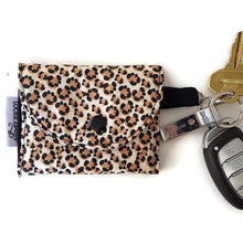 Load image into Gallery viewer, Leopard Grab & Go Wallet - Grab & Go Wallets