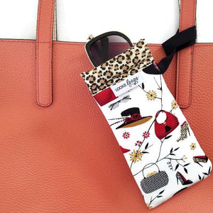 Shoe Love Cell Phone or Sunglass Case - Cell Phone /