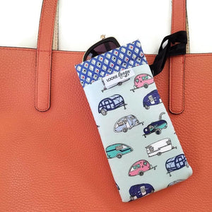 Trailers Cell Phone or Sunglass Case - Cell Phone / Sunglass