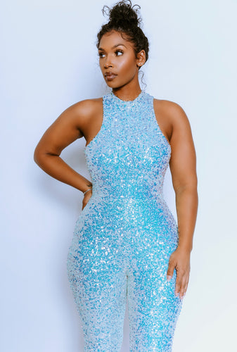 Diamond Ball Jumpsuit