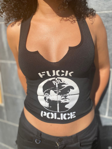 F*CK POLICE Top