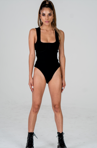 Alyiah Knitted Body Suit