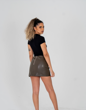 Load image into Gallery viewer, Britany Buckled Skirt