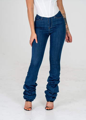 Emani Denim Pants
