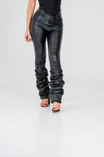 Load image into Gallery viewer, Emani Leather Pants