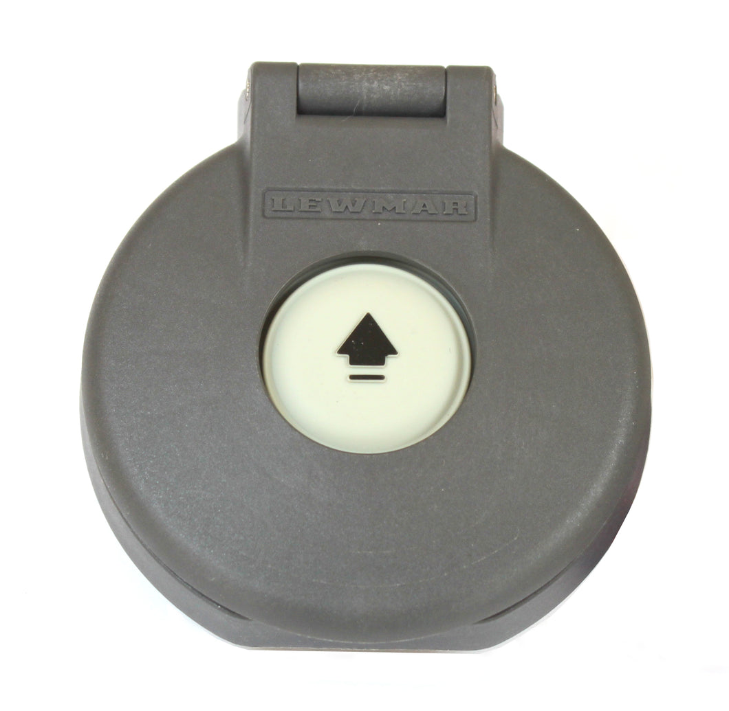 Electric Deck Switch - Grey (Open)
