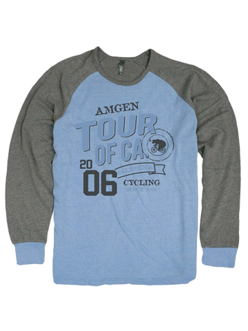 Amgen Tour of California Homeplate Raglan T-Shirt