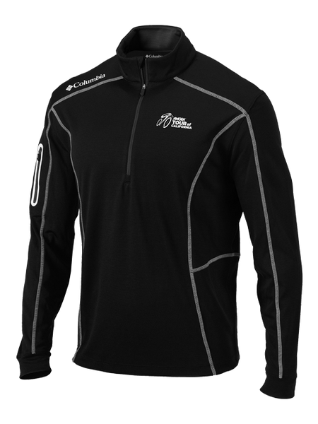 Amgen Tour of California Primary Logo Quarter Zip Pullover