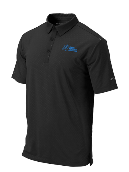 Amgen Tour of California Primary Logo Polo
