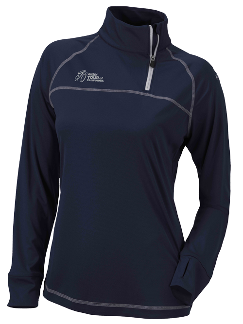 Amgen Tour of California Women's New Classic Quarter Zip Jacket