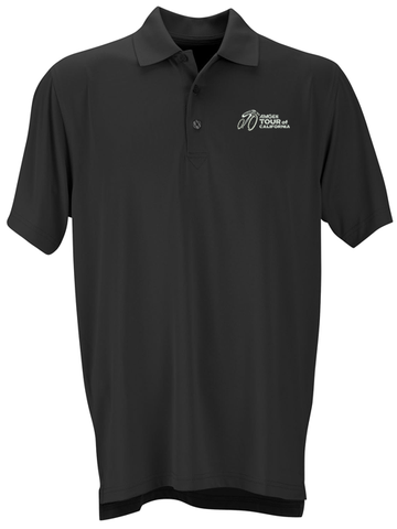 Amgen Tour of California Logo Polo