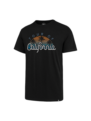 Amgen Tour of California Palm Sunset T-Shirt